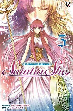 Pré-venda: Os Cavaleiros do Zodíaco: Saintia Shô #05