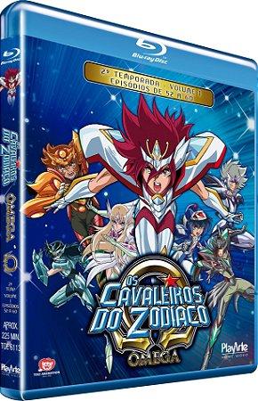Os Cavaleiros do Zodíaco Ômega: 2ª Temporada – Vol. 1 – Blu-ray