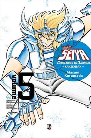 Saint Seiya – Cavaleiros do Zodíaco – Kanzenban #05
