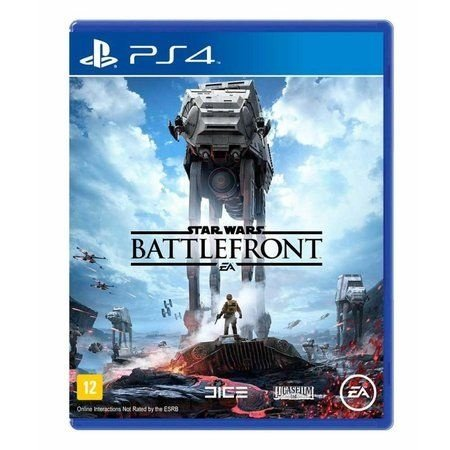 Jogo Star Wars Battlefront - PS4 Mídia Física