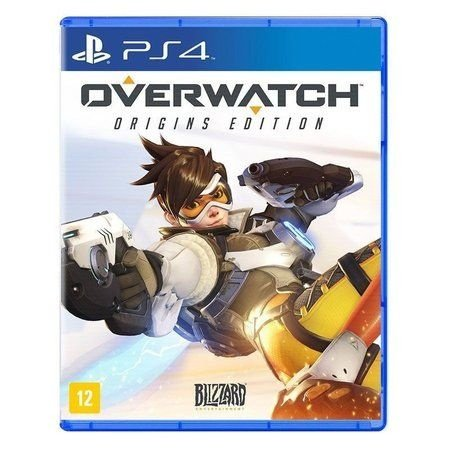 Jogo Overwatch: Origins Edition - PS4 Mídia Física