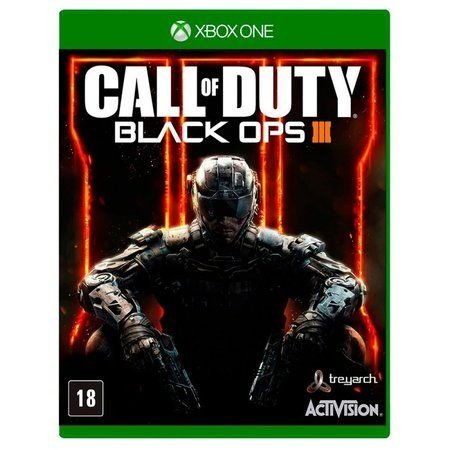 Call of Duty: Black Ops III - COD BO3 - Xbox One Mídia Física