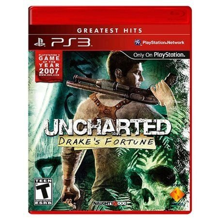 Jogo Uncharted: Drake's Fortune - PS3 Mídia Digital