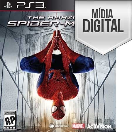 The Amazing Spider-man 2 - PS3 Mídia Digital