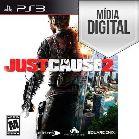 Just Cause 2 Ps3 Mídia Digital