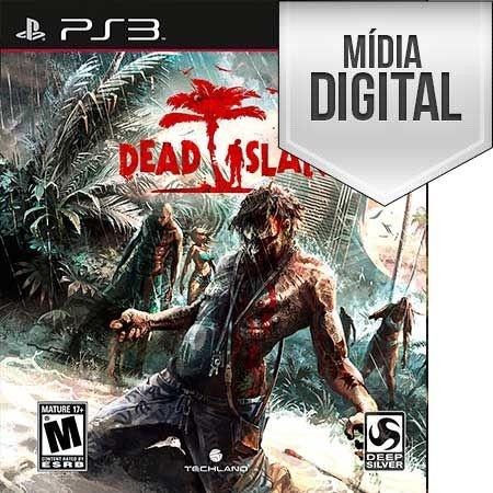 Dead Island Complet Edition- PS3 Mídia Digital