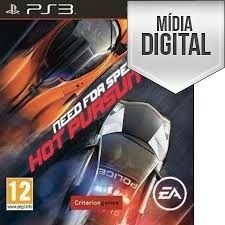 Need for Speed Hot Pursuit Ps3 Mídia Digital