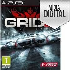 Grid 2 Ps3 Mídia Digital