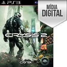 Crysis 2 - PS3 Mídia Digital