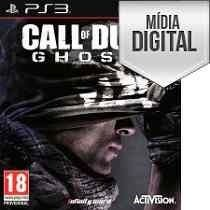 Call of Duty: Ghosts Gold Edition  - PS3 Mídia Digital