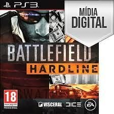 Battlefield Hardline - PS3 Mídia Digital