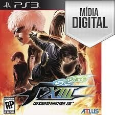 The King of Fighters XIII Ps3 Midia Digital
