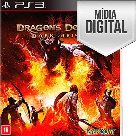 Jogo Dragon's Dogma: Dark Arisen - PS3 Mídia Digital