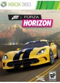 Jogo Forza Horizon  - Xbox 360 Código  Mídia Digital