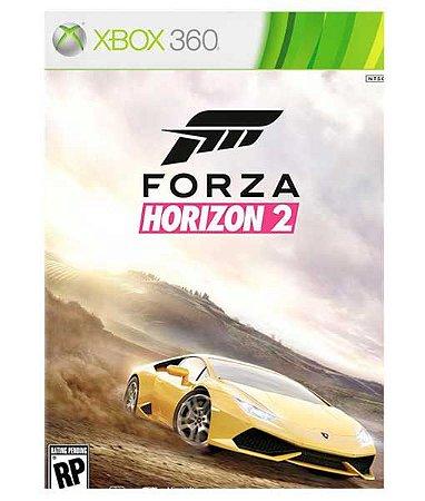 Jogo Forza Horizon 2 - Xbox 360 Código 25 Dígitos Mídia Digital
