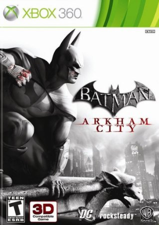 Batman: Arkham City - Xbox 360 Código Mídia Digital
