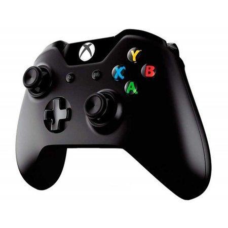 Controle Microsoft Black  - Xbox One