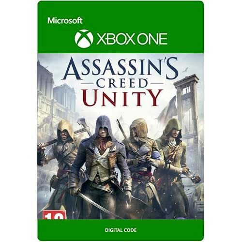 Assassin's Creed Unity Mídia digital - Xbox One Código 25 Dígitos
