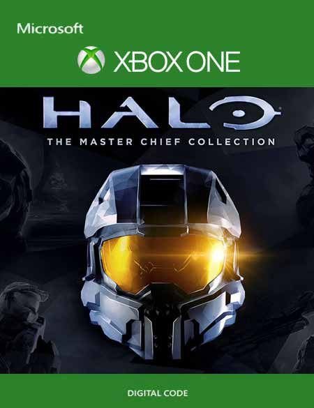 Halo: The Master Chief Collection  Xbox One Código Digital 25 Dígitos
