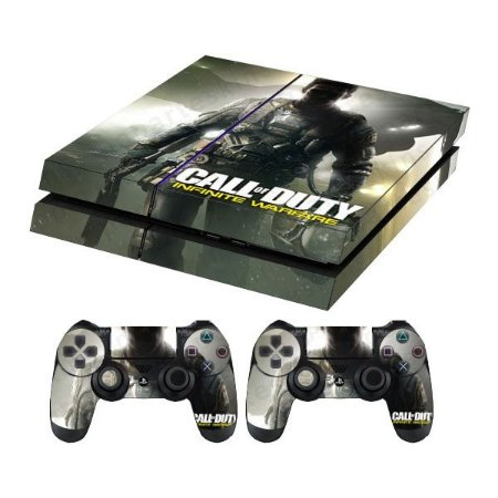 Skin Capa Playstation 4 Adesivo Call of Duty: Infinite Warfare Ps4