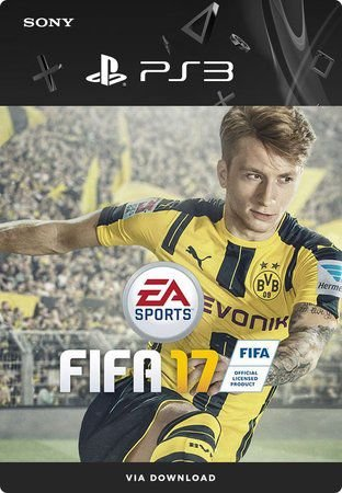 FIFA 2017 PS3 PORTUGUÊS MÍDIA DIGITAL