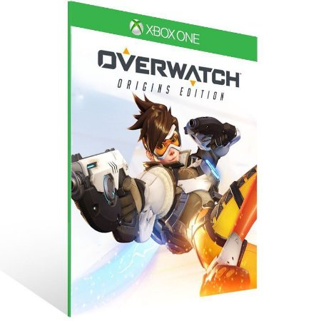 OVERWATCH ORIGINS EDITION  XBOX ONE MÍDIA DIGITAL