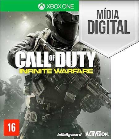 Call of Duty: Infinite Warfare - Xbox One Mídia Digital