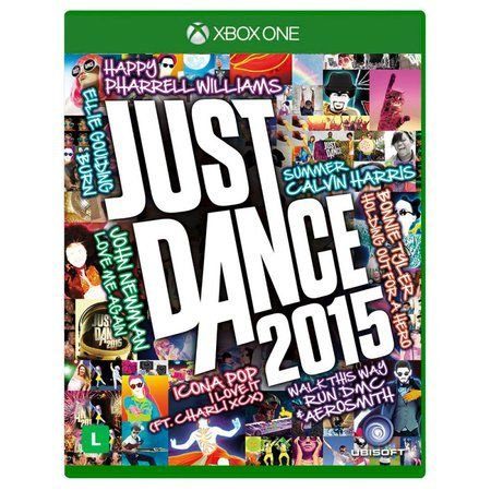Just Dance 2015 - Xbox One Mídia Física Frete Grátis