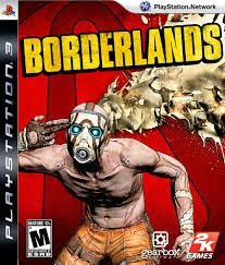 Borderlands Ps3 Mídia Digital