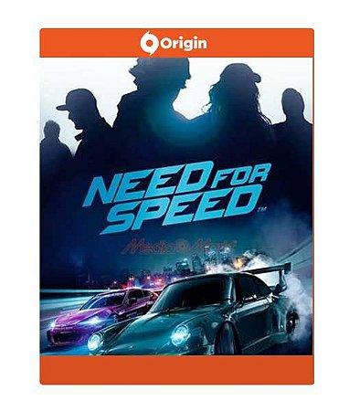Need for Speed ORIGIN CD-KEY PC Código Digital