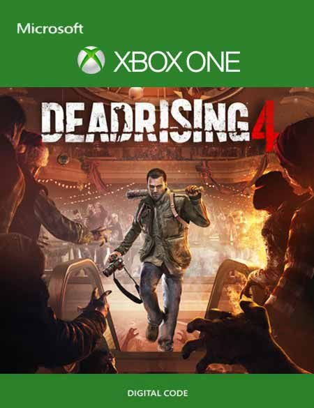 Dead Rising 4 Xbox One Mídia Digital