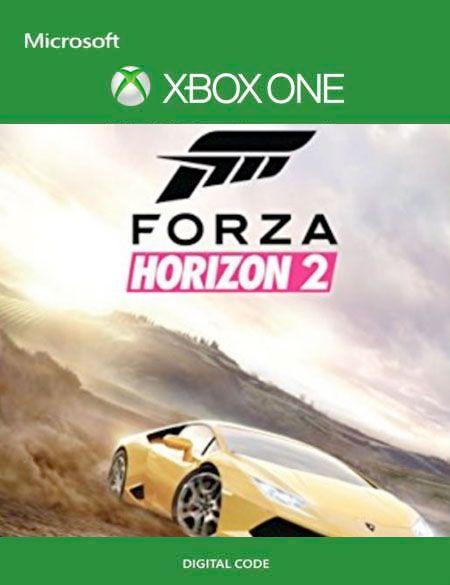Forza Horizon 2 Standard Edition Xbox One Mídia Digital
