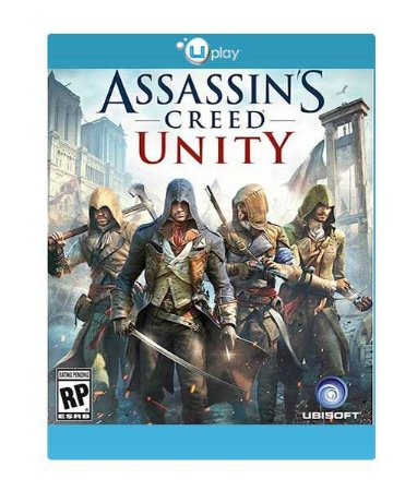 Assassin's Creed Unity UPLAY CD-KEY PC Código Digital