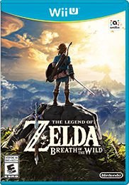 The Legend of Zelda: Breath of the Wild Código Mídia Digital