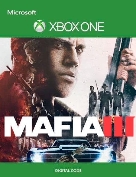 MAFIA III - XBOX ONE MÍDIA DIGITAL