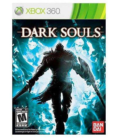 Dark Souls Xbox 360 Código 25 Dígitos Mídia Digital