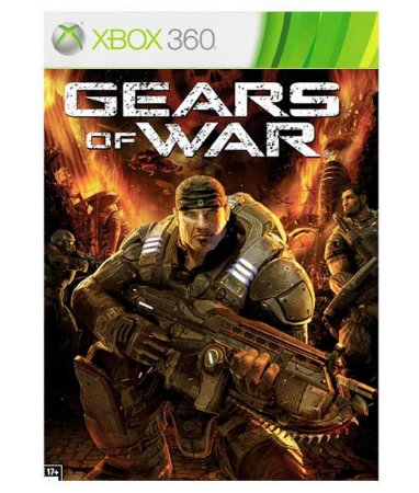 Gears of War Xbox 360 Código 25 Dígitos Mídia Digital