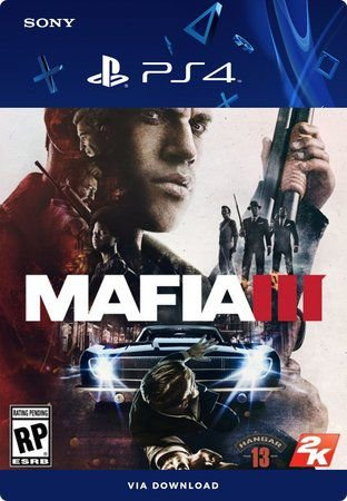 Mafia III Ps4 Mídia Digital
