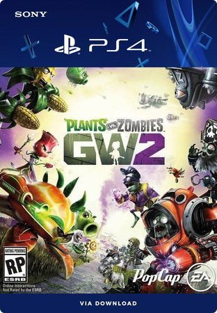 Plants vs. Zombies Garden Warfare 2 Ps4 Mídia Digital