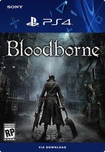 Bloodborne Ps4 Mídia Digital Primária
