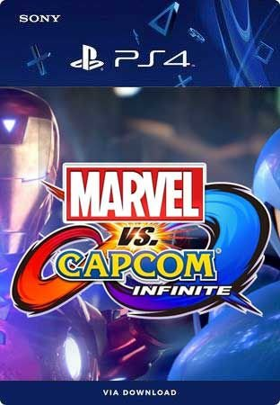 Marvel vs. Capcom: Infinite PS4 Mídia Digital