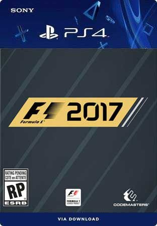F1 2017 Special Edition PS4 Mídia Digital