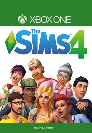 THE SIMS 4 XBOX ONE MÍDIA DIGITAL