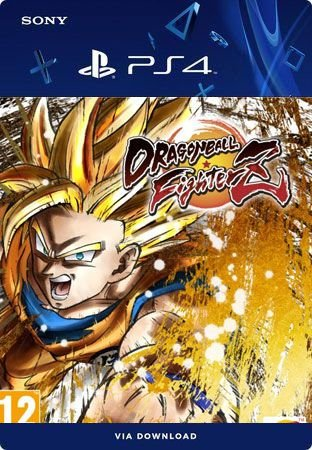 DRAGON BALL FIGHTERZ PS4 MÍDIA DIGITAL