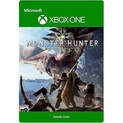 Monster Hunter: World Xbox One Mídia Digital