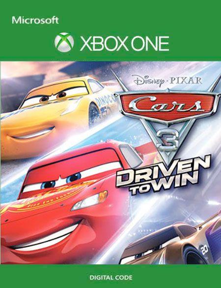 Carros 3: Correndo para Vencer Xbox One Mídia Digital