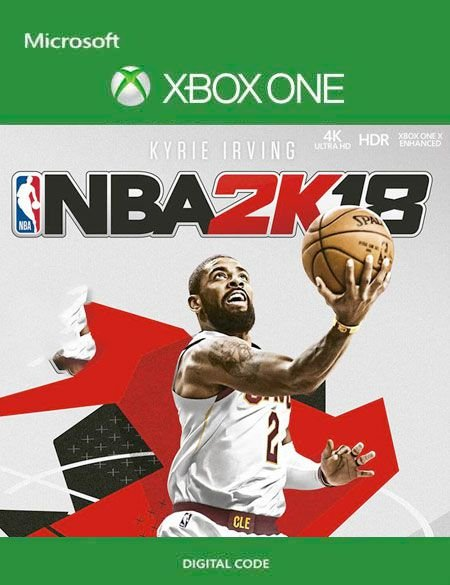 NBA 2K18 XBOX ONE MÍDIA DIGITAL