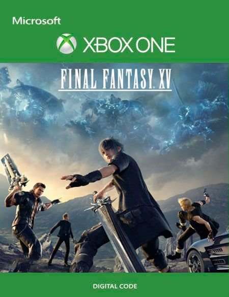 FINAL FANTASY XV ROYAL EDITION XBOX ONE MÍDIA DIGITAL