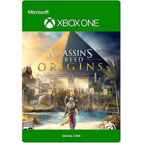 Assassin's Creed Origins Xbox One Mídia Digital