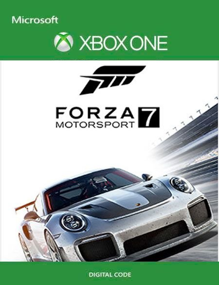 Forza Motorsport 7 Xbox One Mídia Digital